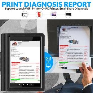 Image 5 - 起動X431 vフルシステムカー診断ツールbluetooth obd OBD2コードリーダー自動診断スキャナー2年送料更新