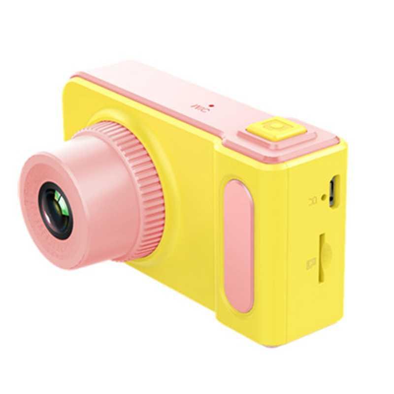 ילדים דיגיטלי מצלמה מיני מצלמה קטנה Slr מצלמה צעצוע קריקטורה משחק תמונה מתנת יום הולדת