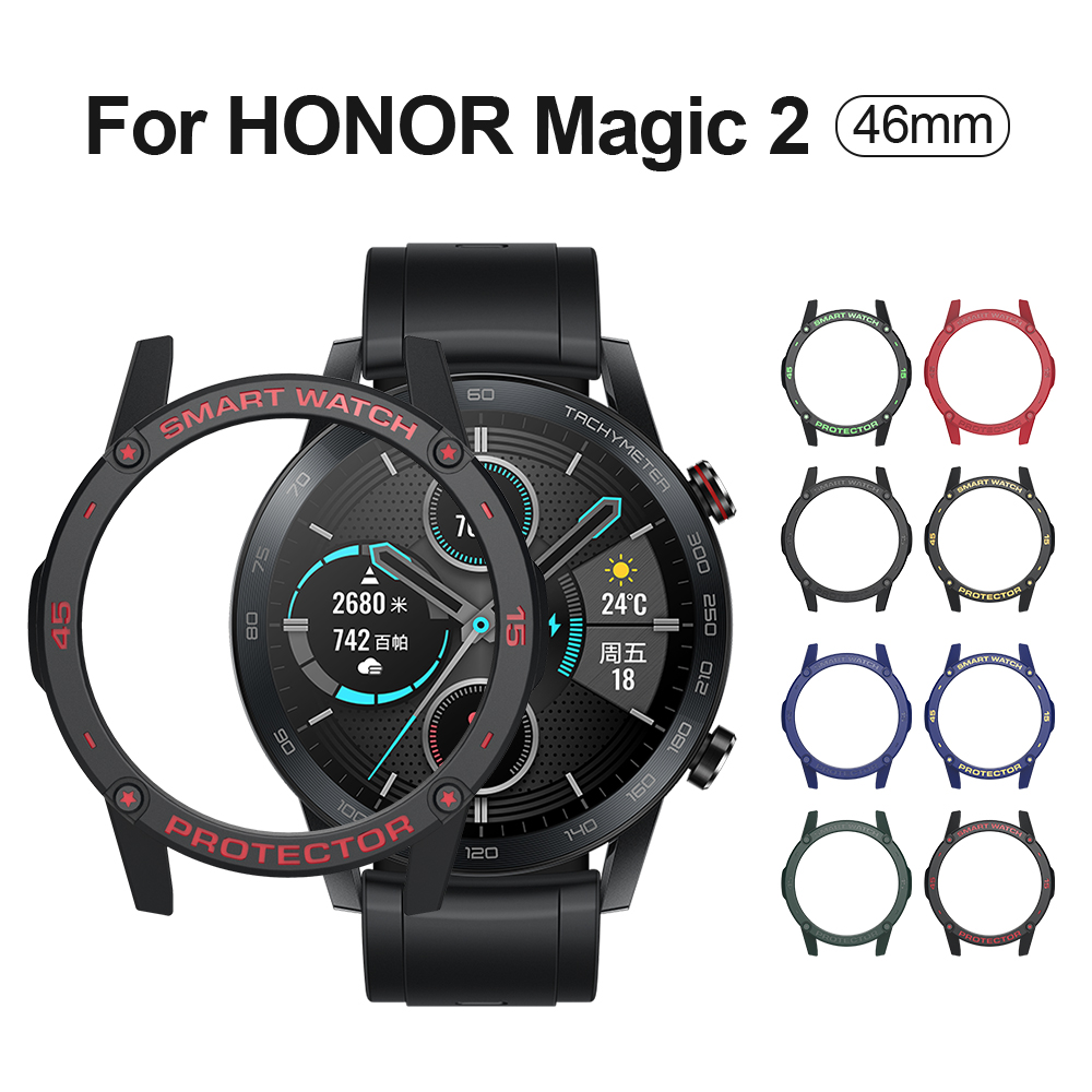 Protector Case for HUAWEI Honor Magic Watch 2 46mm 42mm Cover Anti-scratch Sport TPU Shell Honor Magic2 46mm Cases Covers