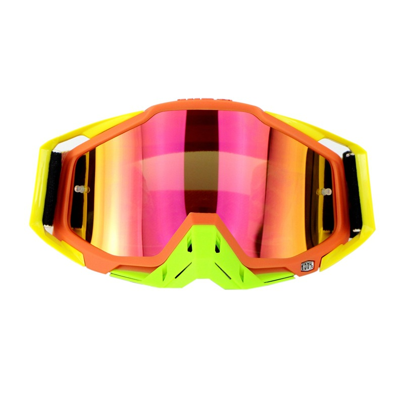 Hundred Percent Off-road Goggles Motorcycle Race Car Goggles Outdoor Riding Eye-protection Goggles CS Glasses