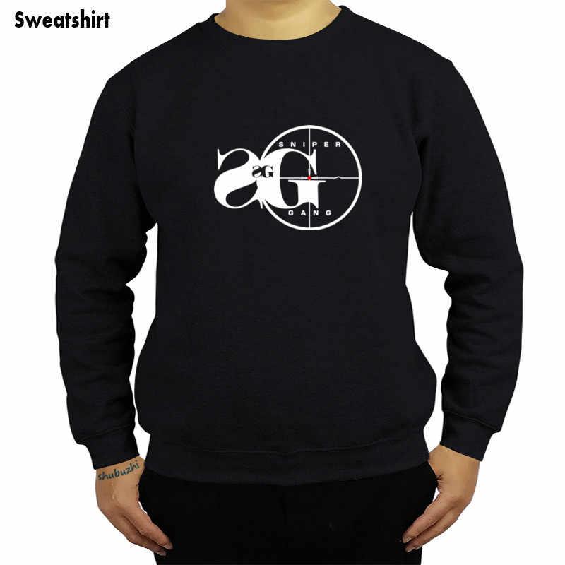 쿨 맨 코닥 블랙 스나이퍼 갱 스웨터 Sz 중간 블랙 쿨 캐주얼 자부심 hoody 패션 캐주얼 후드 코튼 탑스 sbz4267