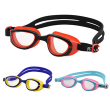 Professional Kids Swim Goggles Anti-fog Transparent Waterpro