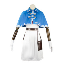 DM 2019  New Hot Games Mobile Game Fifth Personality Doctor COS Clothing Amy Li's Nephew Dress Full Set Cosplay Holiday Costumes christmas cos new game suzukaze aoba hot anime cosplay costume evil dress black wings full set