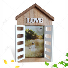 Деревянная фоторамка деревянная 13 х18 для украшения стола