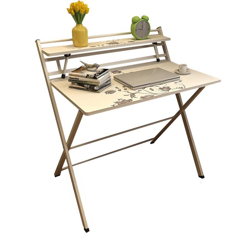 маленький складной стол для ноутбука