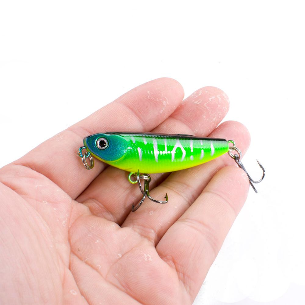 SEALURER New Come 1pcs Mini Pencil Lure 5.5cm 5.8g Fishing Lure Hard Bait For Bass Pike Fishing