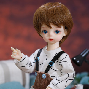 Image 2 - New Soo Doll BJD SD 1/6 YoSD Body Model Children Toys High Quality Resin Figures Cute Gift Luodoll OB11