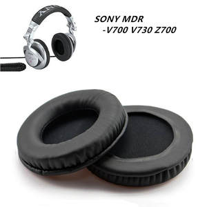 Headphone-Parts MDR-V700 Replacement Ear-Pads SONY for 1-Pair 90mm Sponge-Sleeve Earmuffs