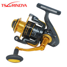 9+1BB 1000 2000 3000 4000 Series Trulinoya Fishing Reel Spinning Reel  Carretilha Pesca Carp Fishing Reels Fly Fishing Tackle