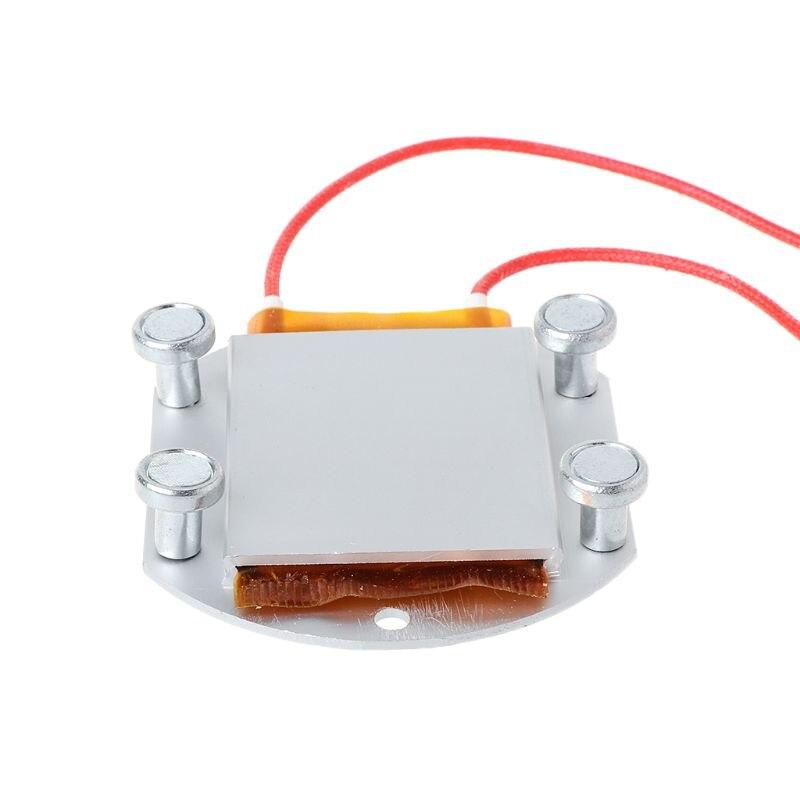 74*63mm LED Remover BGA Demolition Chip Welding Soldering Station Aluminum PTC Heating Plate 300W 270 Degree