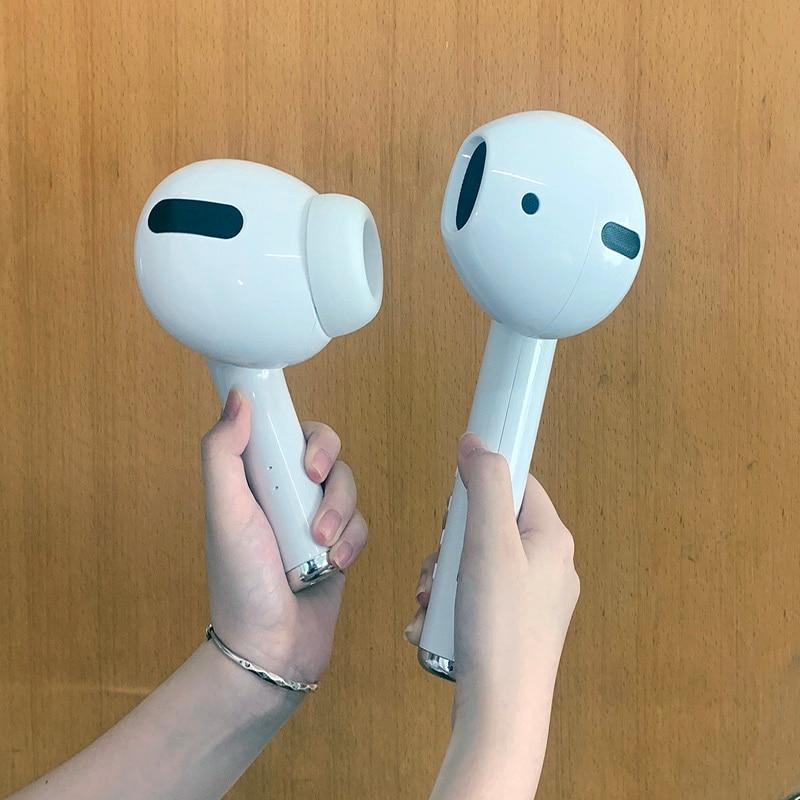 רמקול Bluetooth בהשראת האזניות של אפל 6