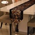 Stolz Rose Europäischen Tisch Läufer Tuch Mode Luxus Neoklassischen Tisch Flagge Hochzeit Dekoration Tabelle Tuch-in Tischläufer aus Heim und Garten bei