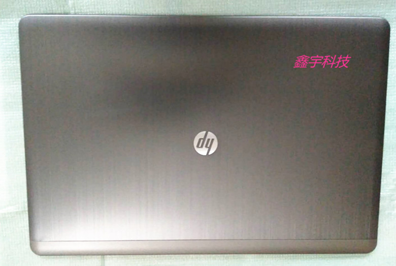 Original FOR HP ProBook 4540s 4545s LCD Screen Rear Lid Back Cover Top Case Silver