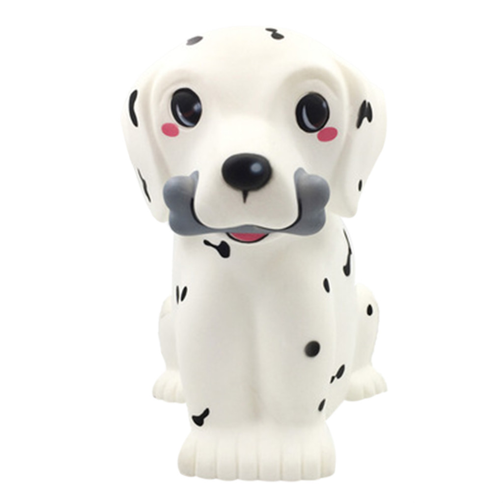 Jumbo Giant Cute Dog Slow Rising Stress Relief Toys Decompression Stress Soft Squeeze Fun Toys Simulation Cartoon Toys #D