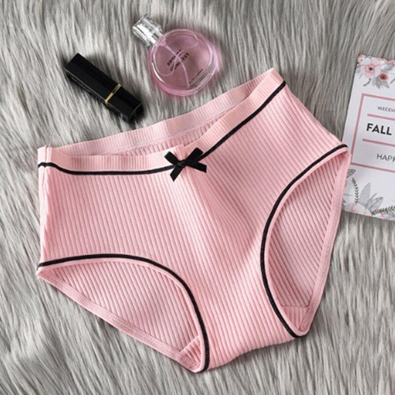 Women's Panties Comfort Underwear Cotton Blend Women's Sexy Low-Rise Panty Underwear Sexy Briefs Panties For Women