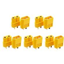 20 זוגות XT60 XT 60 זכר נקבה XT30 T מחברים תקעים עבור RC Lipo סוללה
