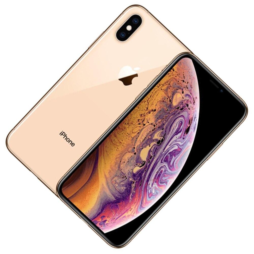 "Original Unlocked Apple iPhone XS 5.8"" Retina OLED Display 4G LTE 4G RAM 64gb/256gb/512gb ROM A12 Bionic Chip IOS12|Cellphones| - AliExpress"