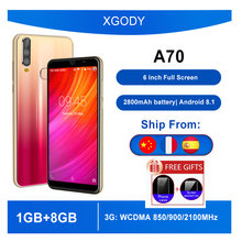 XGODY A70 6 3G Smartphone Android 8.1