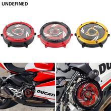 غطاء واقي قابض دراجة نارية ، لـ Ducati Panigale 959 ، 1199 ، 1299 R ، الإصدار النهائي ، S ، ABS ، الذكرى السنوية ، 2012 2019 ، أحمر/ذهبي
