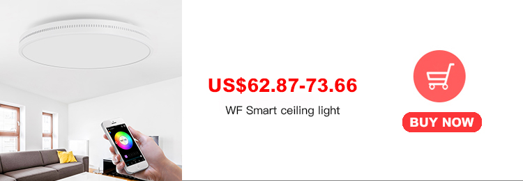 H26162f7f4d6a41e4825dcf0a72142e65o Smart led ceiling Light RGB Dimmable 25W 36W 52W APP control Bluetooth & Music modern Led ceiling lamp living room/bedroom 220v