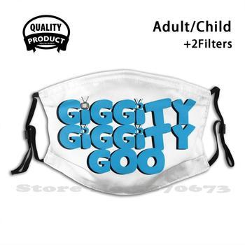 Giggity Giggity Goo Fashion Protective Masks Giggity Quagmire Peter Griffin Stewie Stewie Griffin Meg Shut Up Meg Lois Lois
