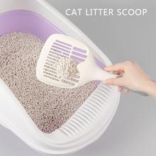 Litter-Shovel Cat Plastic Kitten Scoop Cleaning-Supplies Picker Non-Slip-Handle Durable