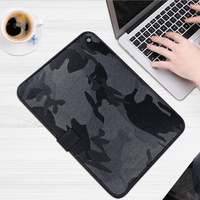 style protective NILLKIN Laptop Bag Protective Anti Bump Water-resistant Sleeve Pouch Case Bag For Macbook air 13 case Camouflage style Cace (5)