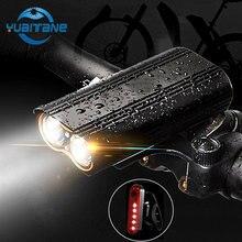 Высокая яркость велосипед светильник встроенный 6000 мА · ч