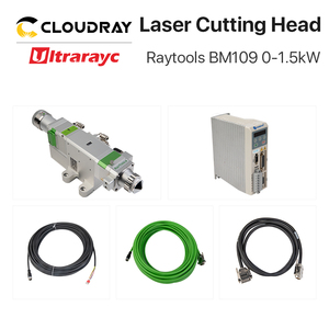 Image 3 - Ultrarayc BM109 Raytools Fiber Cutting Head 0 1.5kW Auto Focusing for Carbon Steel Cutting