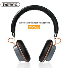 195HB Wireless Headphones Bluetooth Stereo Hands Free Headset Headphone with 3.5mm Jack Microphone Cable for Iphone Xiaomi genuine logitech h110 stereo headset with microphone black 3 5mm jack 240cm cable
