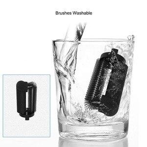 Image 1 - Juego de 3 cepillos de repuesto para limpiador eléctrico, accesorios de cepillo eléctrico, herramienta de limpieza para ELIO EC100, extraíble y lavable para Iqos, 1 unidad