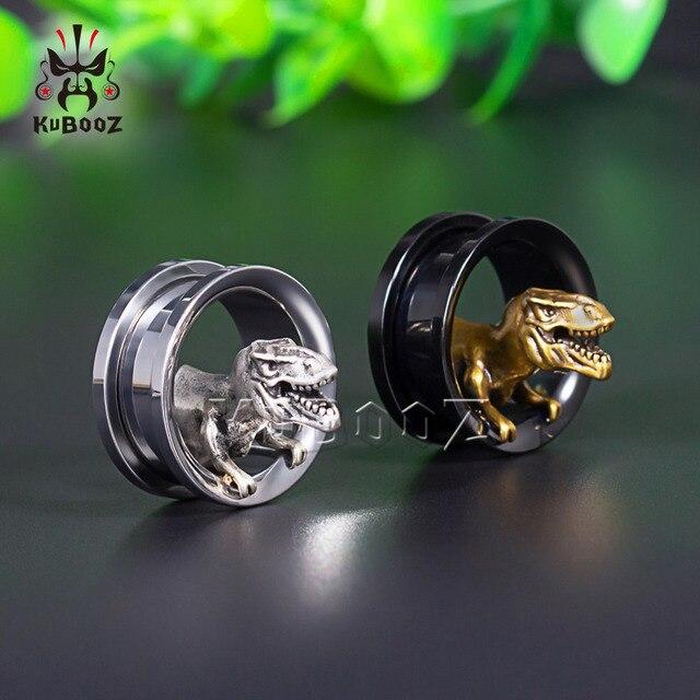 Кубуз винтовые ушные манометры носилки пирсинг кольцо расширитель
