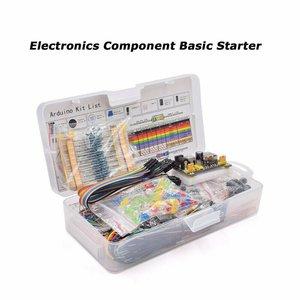 Element elektroniczny zestaw do Arduino Raspberry Pi STM32 z 830 punktami mocującymi moduł zasilający do płytek prototypowych