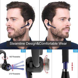 Image 2 - Più nuovo B1 Cuffie Senza Fili Bluetooth 5.0 Auricolare con microfono riduzione del Rumore Auricolare Bluetooth con microfono per tutti i Telefoni Intelligenti