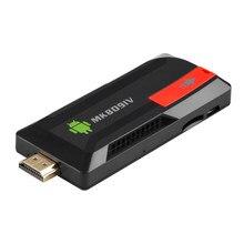 MK809 IV Android 7,1 TV Dongle RK3229 четырехъядерный 2G/16G UHD 4K Smart TV Stick HD 3D Mini PC H.265 WiFi DLNA Smart MediaPlayer