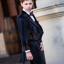 Children's Tuxedo Boys Catwalk Suit Suit Baby Suit