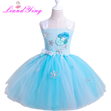 Cosplay Queen Elsa Dresses Elsa Costumes Princess Anna Dress for Girls Party Vestidos Kids Girls Clothing Children Dress удлинитель светозар 5м sv 55053 5