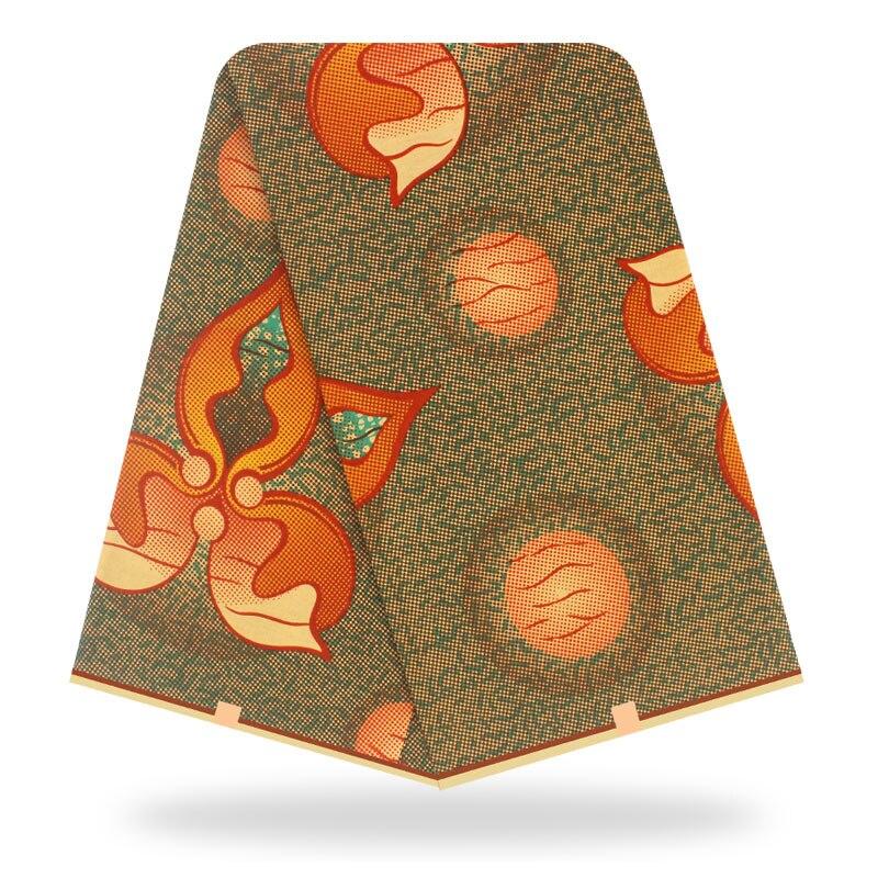 Veritable Dutch Real Dutch Wax Ankara African Printed Fabric 100% Cotton Nigeria Fabric
