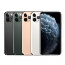Smartphone usado iPhone 11 Pro desbloqueado, ROM de 64GB, pantalla de 5,8 pulgadas, A13, cámara biónica de 12MP, Hexa Core, NFC