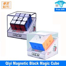 Educational-Toys Speed-Cube Cubo Magico Qiyi Ms Magnetic-Series Twisty 3x3x3 Professional