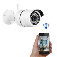 1280x720p מיני אבטחת IP מצלמה עמיד למים IR ראיית לילה IP מצלמה מגה פיקסל אלחוטי Wifi מעקב מקורה חיצוני B1