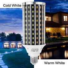 50W LED Light Corn Lamp E27 Warehouse Lighting Led 220V Super Bright Bulb 5730 SMD Bombillas Led Factory Basement Lights 85-265V