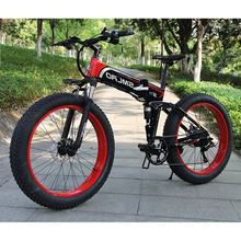"S11F Folding electric bike 1000W Lcd display city electric bike 48V 10Ah 13Ah foldable 350W 500W 750W Mountain electric bike cheap SMLRO 351 - 500w Lithium Battery 26"" 50km h Brushless Aluminum Alloy 60 km One Seat Standard Type 150 KG 48V 10Ah Lithium Battery"