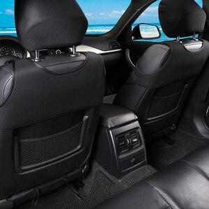 Image 3 - Funda para asiento de coche, Cubiertas de asiento delantero transpirable, decoración de alta calidad, 3 colores, Protector Universal para la mayoría de los vehículos
