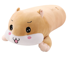 1pcs Hamster Toy Stuffing Mouse Pet Doll Plush Baby Kid Appease Sleeping Pillow Animal Soft Stuffed Birthday Gifts