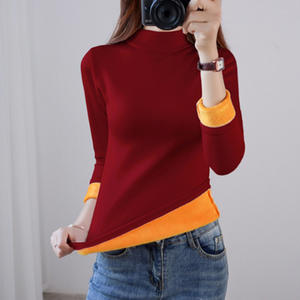 Womens Heatgen™ Thermal Long Sleeve Turtle Neck Thermal New Soft Warm Winter Top