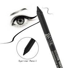 IMAGIC  Black or brown Eye Liner Pencil Waterproof Long Lasting Liquid Eyeliner Pen Beauty Makeup Cosmetic Easy to Wear