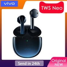 VIVO TWS Neo Kopfhörer Earbuds 14,2mm aptX AAC BT 5,2 IP54 Drahtlose bluetooth headset X50 X30 Pro iqoo Nex 3 U3x Z5x V17