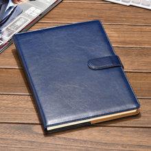 16 k portátil artigos de papelaria pedido b5 negócio grosso grande bloco de notas contratado diário livro