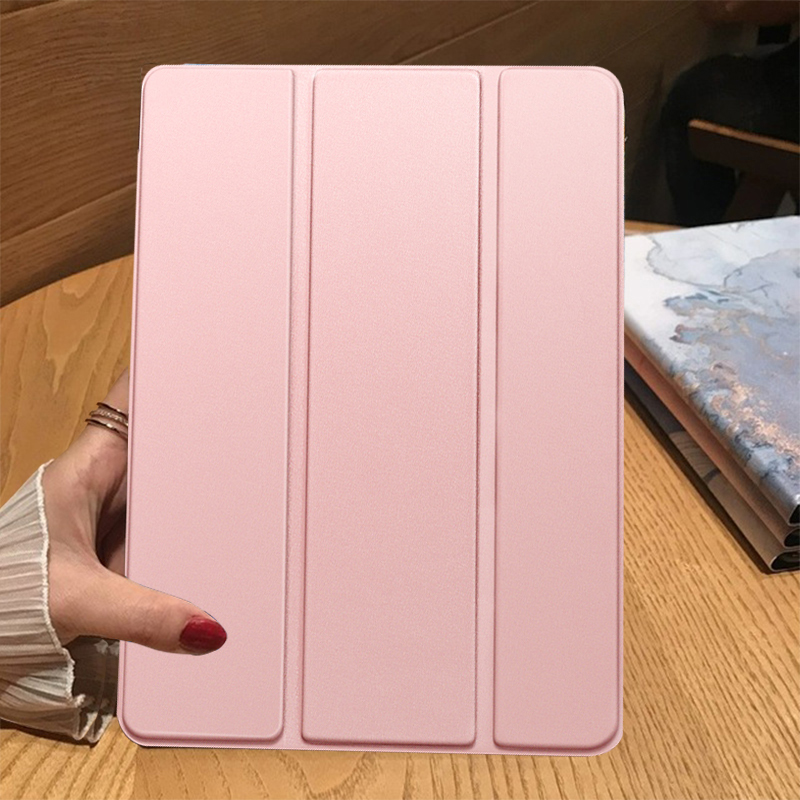 Rose Gold Yellow Tablet Case For Apple iPad 10 2 2019 iPad 7 7th Generation A2200 A2198 A2232 A2197